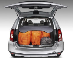 А вы знаете, какой багажник автомобиля Рено Дастер: размеры, объем