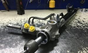 Полезное владельцу автомобиля: как произвести ремонт рулевой рейки, Рено Дастер