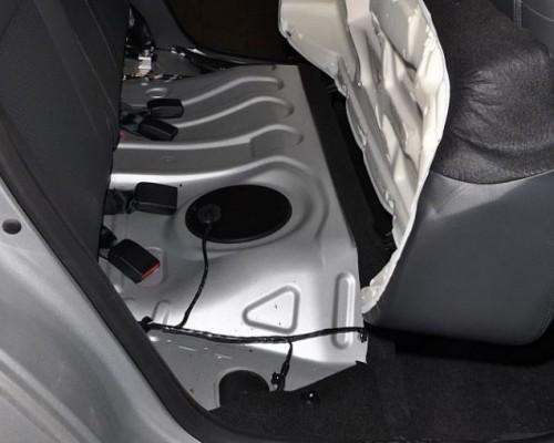 А вы знаете, как снять заднее сиденье на рено дастер