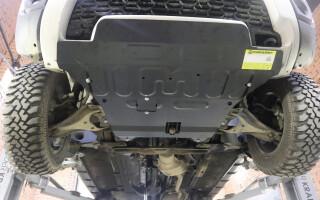 А вы знаете, зачем нужна защита редуктора, мотора, бака и порогов на автомобиле Дастер